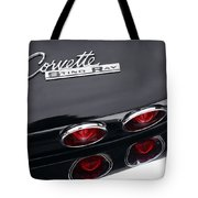 1964 Chevrolet Corvette Sting Ray Tote Bag by Gordon Dean II
