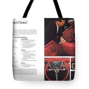 1964 Ford Mustang-06-07 Tote Bag