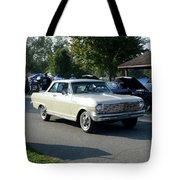 1964 Nova Ss Pennington Tote Bag