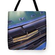 1964 Oldsmobile Jetstar Hood Ornament Tote Bag