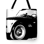 1964 Shelby Cobra Sketch Tote Bag