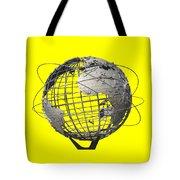 1964 World's Fair Unisphere Tote Bag