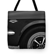 1964.5 Ford Mustang - 289 High Performance Tote Bag