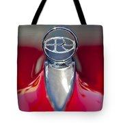 1965 Buick Riviera Hood Ornament Tote Bag