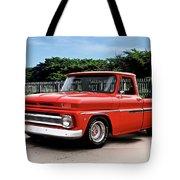 1965 Chevrolet 3100 Pickup I Tote Bag