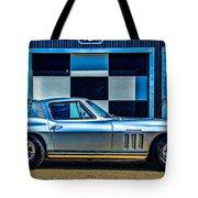 1965 Corvette Fuelie Tote Bag