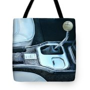 1965 Corvette Hurst Shifter Tote Bag