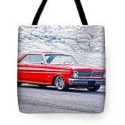 1965 Ford Falcon Sprint 289 Tote Bag