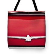 1965 Ford Thunderbird Emblem Tote Bag