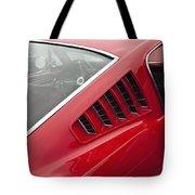 1965 Mustang Fastback Tote Bag