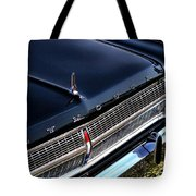 1965 Plymouth Satellite 440 Tote Bag