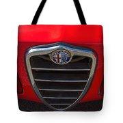 1966 Alfa Romeo Emblem Tote Bag