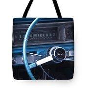 1966 Chevrolet Impala Dash Tote Bag