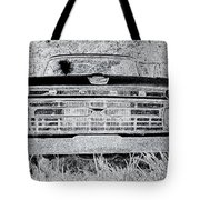 1966 Ford F100 Sketch Tote Bag