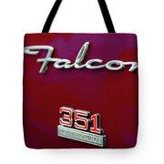 1966 Ford Falcon Tote Bag