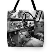 1966 International Scout Driver's Side B Tote Bag