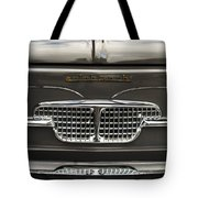 1967 Autobianchini Special Italy Grille Tote Bag