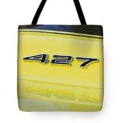 1967 Chevrolet Corvette Sport Coupe Emblem Tote Bag