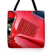 1967 Ford Mustang Gt  Tote Bag