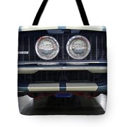 1967 Shelby Gt500 Tote Bag