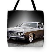 1968 Chevelle Super Sport Ll Tote Bag