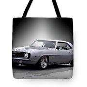 1968 Chevrolet Camaro Ss Ll Tote Bag