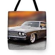 1968 Chevrolet Chevelle Ss L Tote Bag
