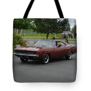 1968 Dodge Charger Grow Tote Bag