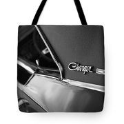1968 Dodge Charger R/t Tote Bag