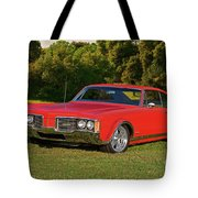 1968 Oldsmobile Delta 88 Tote Bag