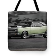 1968 Plymouth Satellite Tote Bag