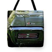 1968 Pontiac Gto Tote Bag