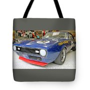1968 Trans-am Chevy Camaro Tote Bag