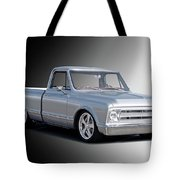 1969 Chevrolet C10 Pickup 'studio' 2 Tote Bag