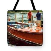 1969 Chris-craft Tote Bag