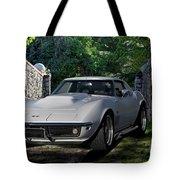 1969 Corvette Lt1 Coupe I Tote Bag