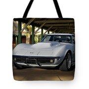 1969 Corvette Lt1 Coupe II Tote Bag