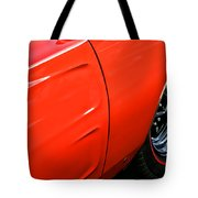 1969 Dodge Charger Rt Tote Bag