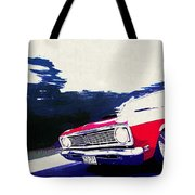 1969 Ford Falcon Futura Tote Bag