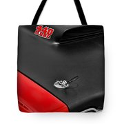 1969 Plymouth Road Runner 440 Tote Bag