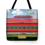 1970 Chevrolet Cs-10 Pickup Tote Bag