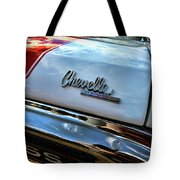 1970 Chevy Chevelle Ss 396 Ss396 Tote Bag