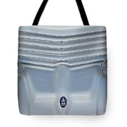 1970 Cord Royale Grille Hood Ornament Tote Bag