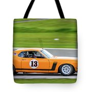1970 Ford Mustang Tote Bag
