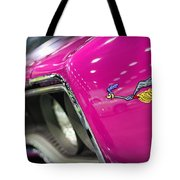 1970 Plymouth Road Runner Tote Bag