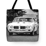 1970 Pontiac Gto Tote Bag