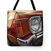 1972 Chevrolet Chevelle Ss  Tote Bag