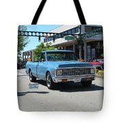 1972 Chevy C10 Bohall Tote Bag