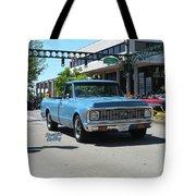 1972 Chevy C10 Bohall Tote Bag
