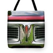 1972 Dodge Charger 400 Magnum Tote Bag